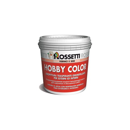 HOBBY COLOR LT 2,5 10 NEROI