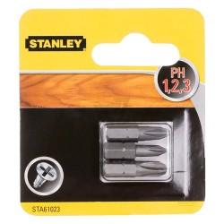 INSERTI X VITI TAGLIO MM.25 SL4-6-7.2 (3 PZ) - STANLEY