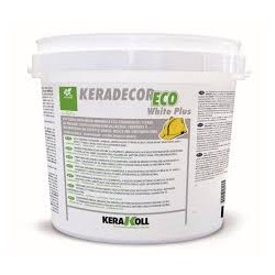 KERADECOR ECO WHITE PLUS 1001 4 LT.