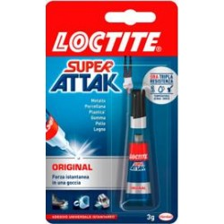 LOCTITE SUPER ATTAK GR.3