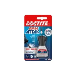 LOCTITE SUPER ATTAK GR.5 'EASY BRUSH'- TRIPLA RESISTENZA