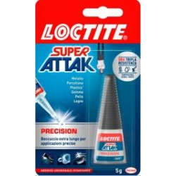 LOCTITE SUPER ATTAK PRECISION 5 G