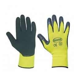 LOGICA GUANTO SCHIUMA LATTICE DUCK SUPERGRIP GIALLO