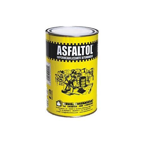 ASFALTOL LATTA KG 1,500/G. 1300