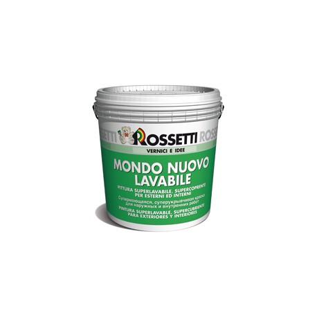 MONDO NUOVO LAVABILE LT.0,75 BIANCO BASE BB