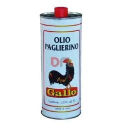 OLIO DI LINO COTTO PURO LT.1 'GALLO'