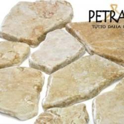 PETRALE TRULLAIA GIALLA RIV.MOS.CM.1/1.5