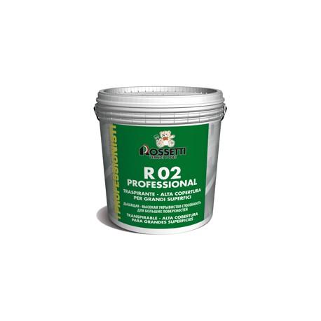 R 02 PROFESSIONAL LT.4 BIANCO