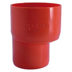 RIDUZIONE IN PVC 160/100