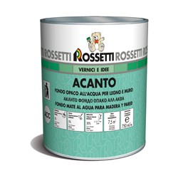 ACANTO FONDO OPACO ACQUA ML.500