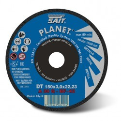 SAIT DISCO FERRO PLANET-DT 115X3X22,23