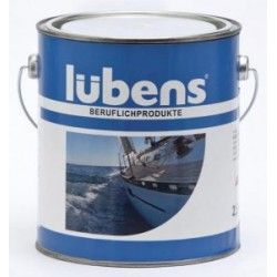 SMALTO BIANCO LUCIDO LUBENS 0,75 LT