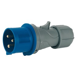 SPINA CEE IP44 2P+T 16A - 250V