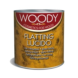 WOODY FLATTING LUCIDO 500 ML INCOLORE