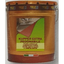 ANGAR GUAINA KUPPER EXTRA GRIGIA LT.4