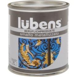 SMALTO METALIZZATO LUBENS ALLUMINIO 0.50 LT