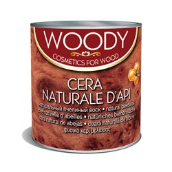 WOODY CERA NATURALE D'API 0,5 LT