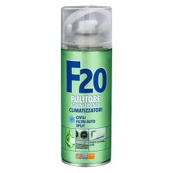 IGIENIZZANTE SPRAY X CONDIZIONATORI 'F20' ML.400
