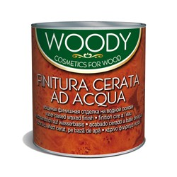 WOODY FINITURA CERATA ACQUA 2,5 REDWOOD