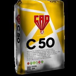 C 50 RASATURA CIVILE KG 25 CAD