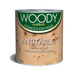 WOODY ANTITARLO AD ACQUA 500