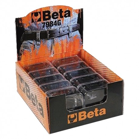 "CINTURA DA LAVORO CM. 125- FIBBIA METAL. CROM. ""BETA"""
