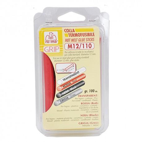 COLLA TERMOFUSIBILE MM 110 NERA D. 12 MM MAESTRI
