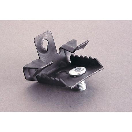 AKIFIX CLIP ORIZZONTALE C/VITE F.DA 8-14 MM art. NAMCSU26002