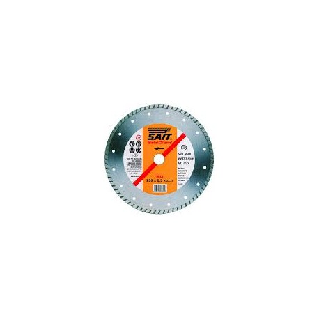 DISCO SAITDIAM-BD 115*1,9*22,23 BU