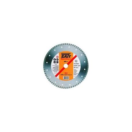 DISCO SAITDIAM-BD 230*2,5*22,23 BU