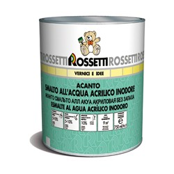 ACANTO SMALTO ACQUA SATINATO ML.750 RS
