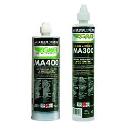 ANCORANTE CHIMICO ML.300 C/MISC. 'G&B MA 300'