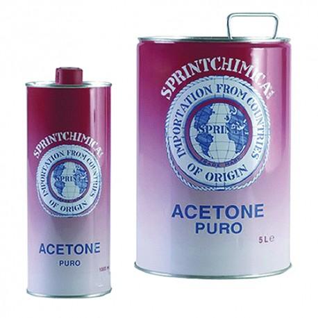 ACETONE PURO LT1 SPRINTCHIMICA