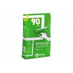 GYPROC STUCCO 90 PLUS DA KG.10