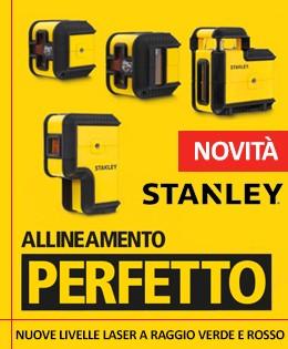 Livelle laser Stanley